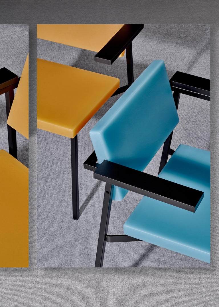 SE69 Chair 2019 by Sabine Marcelis For Sale 8