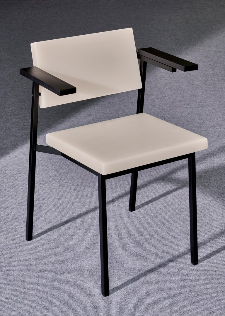 Polished SE69 Chair 2019 by Sabine Marcelis For Sale