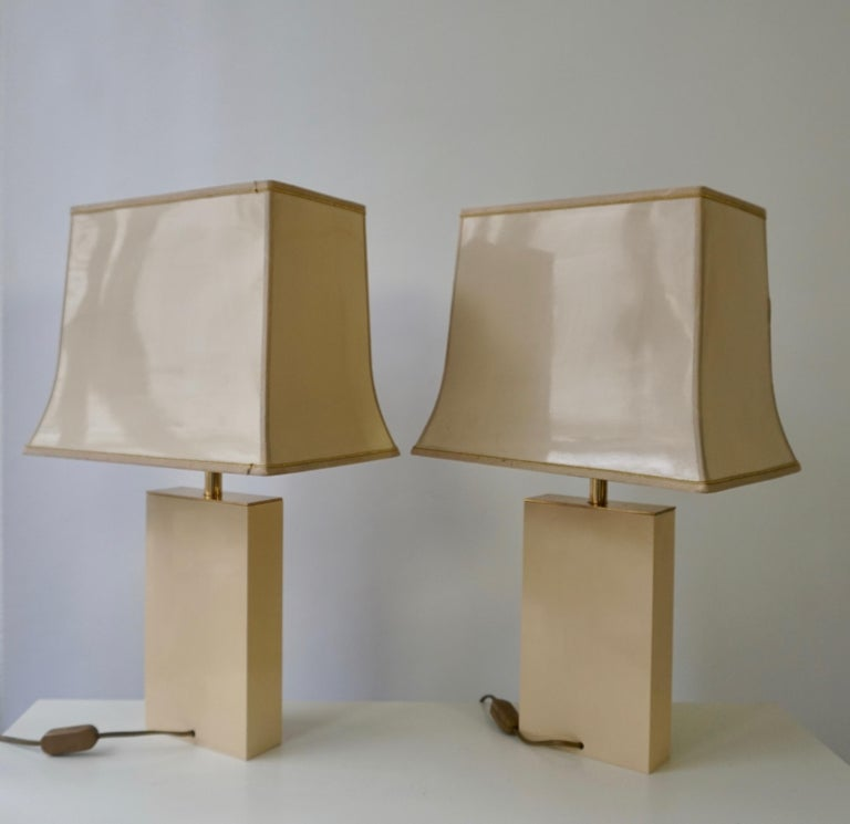 Sea Horse Set of Two Table Lamps For Sale 1