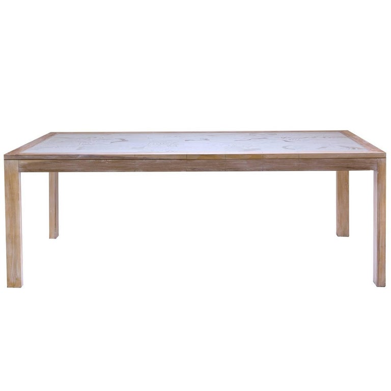 Sea Wood Dining Table
