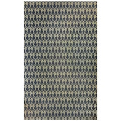 'Seahorse' Contemporary, Traditional Wallpaper in Charcoal/Gold