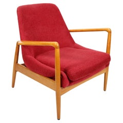 'Seal' 'Sälen' Model 503-799 Lounge Chair by Kofod-Larsen for OPE Olof Persson