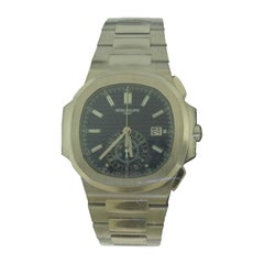 Sealed New Patek Philippe Tiffany & Co. 5976/1G Nautilus 40th White Gold Watch