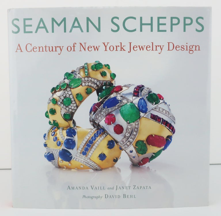 New Yorker Seaman Schepps (1881-1972) became affectionately known as 'America's Court Jeweler' for his popularity among influential people including first ladies, artists, Hollywood royalty and power brokers.  His unique style incorporated whimsical