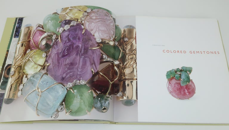 Seaman Schepps Jewelry Coffee Table Book, 2004 For Sale 2
