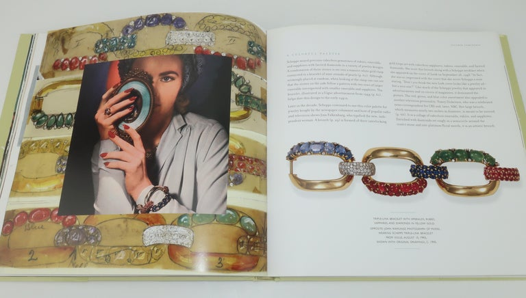 Seaman Schepps Jewelry Coffee Table Book, 2004 For Sale 5