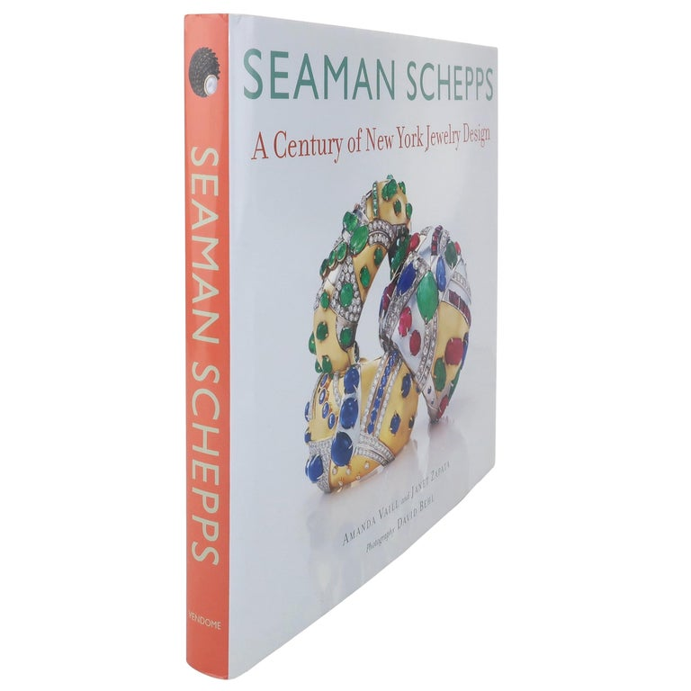 Seaman Schepps Jewelry Coffee Table Book, 2004 For Sale
