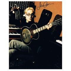 Sean Lennon Autographed Color Photo