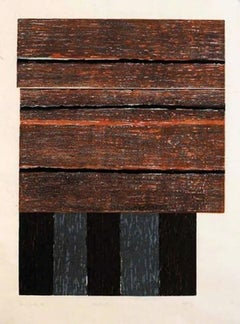 Standing II, Sean Scully