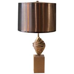 Seashell Lamp Maison Charles