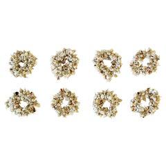 Seashell Napkin Ring Holders
