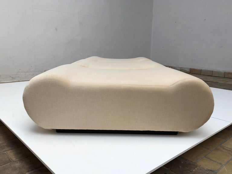 Seating as Minimalist Sculpture, 6 Elements, Klaus Uredat, 1969 for COR, Germany For Sale 7