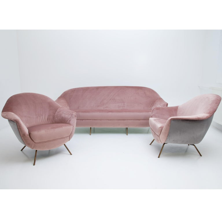 Italian Seating Group, Italy, Mid-20th Century