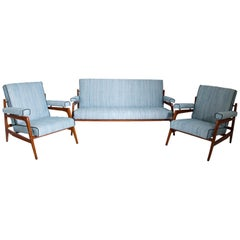 Seating Group, Italy, Mid-20th Century