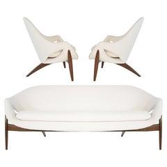 Seating Suite by Luigi Tiengo for Cimon, Montréal, 1963