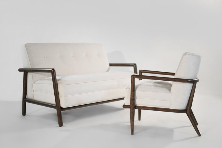Seating Suite by T.H. Robsjohn-Gibbings for Widdicomb, 1950s For Sale 2