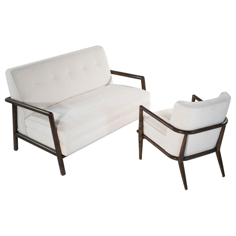 Seating Suite by T.H. Robsjohn-Gibbings for Widdicomb, 1950s For Sale