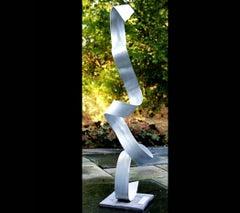 Metal Yard Garden Art Industrial Contemporary Modern Sculpture Indoor Outdoor