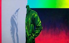 Raincoat Green II