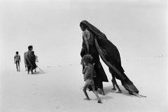 Mali, 1985 - Sebastião Salgado (Black and White Photography)