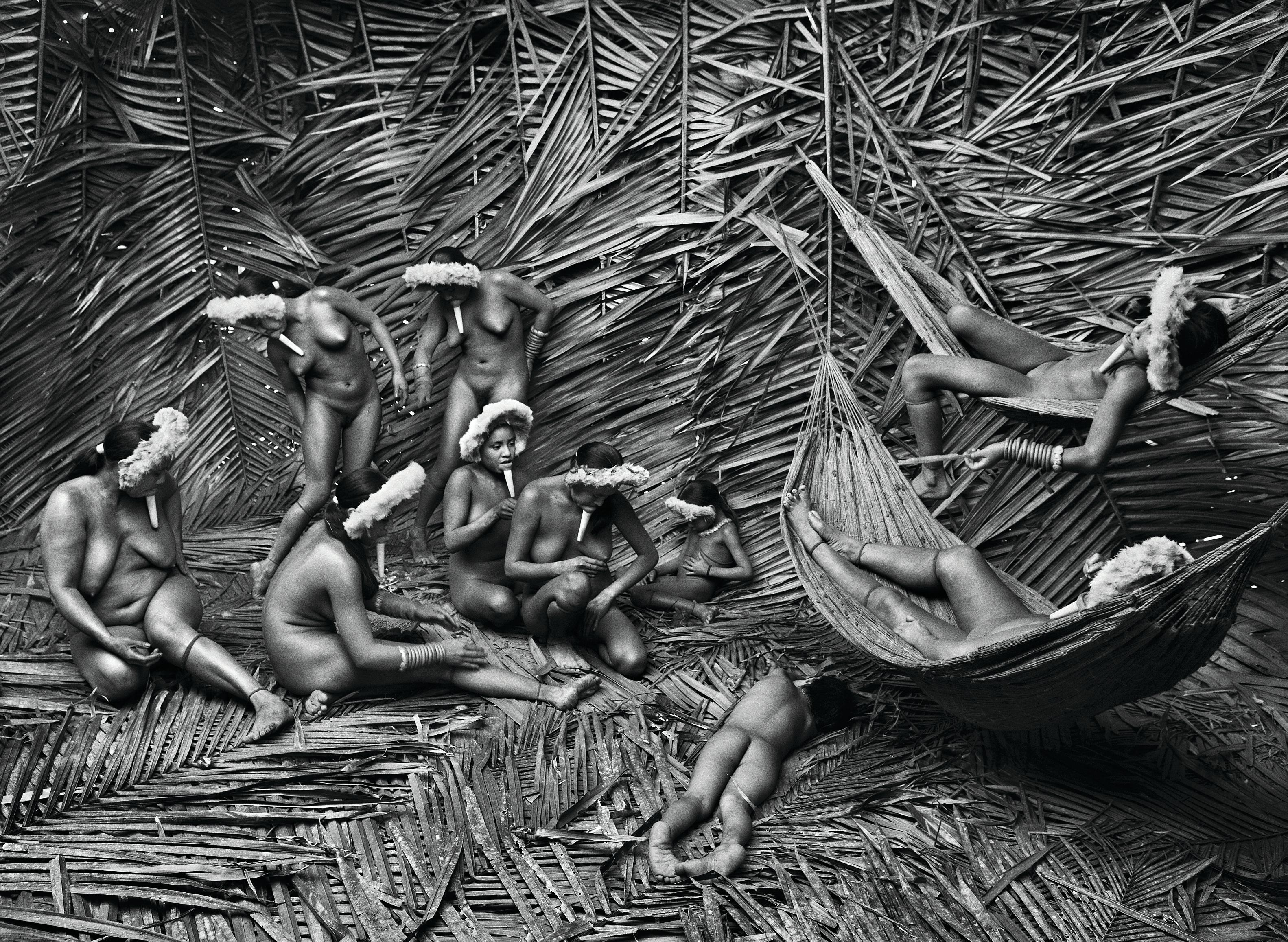Zo'e Group, State of Para, Brazil
