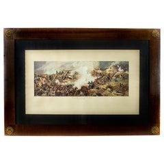 Sebastopol, the Storming of the Great Redan, 19th Century, Print on Paper