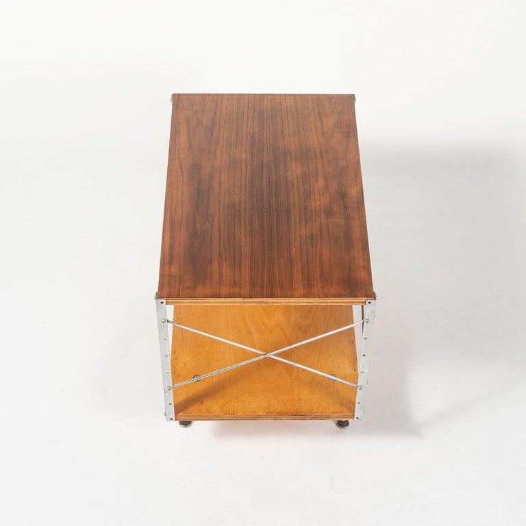 Mid-Century Modern Second Gen Eames ESU 150 N For Sale