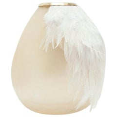 Second Skins, Feather Vase by Tamara Barrage for House of Today