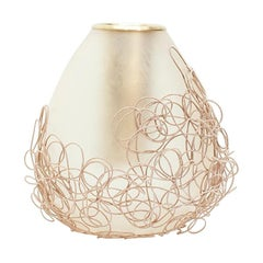 Second Skins, Thread Vase by Tamara Barrage for House of Today
