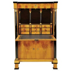 "Secretaire ""Biedermeier"", 19th Century"