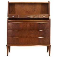 Secretaire Danish Design Vintage, 1960-1970