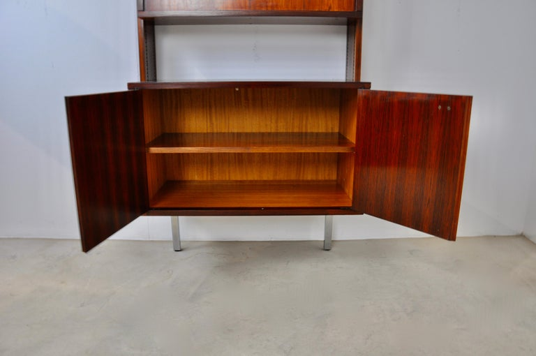 Metal Secretary by Alfred Hendrickx for Belform, 1960s For Sale