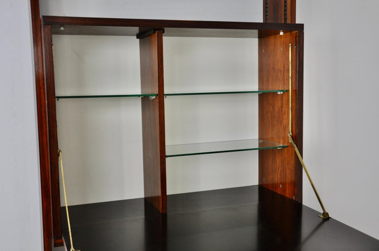 Secretary by Alfred Hendrickx for Belform, 1960s For Sale 1
