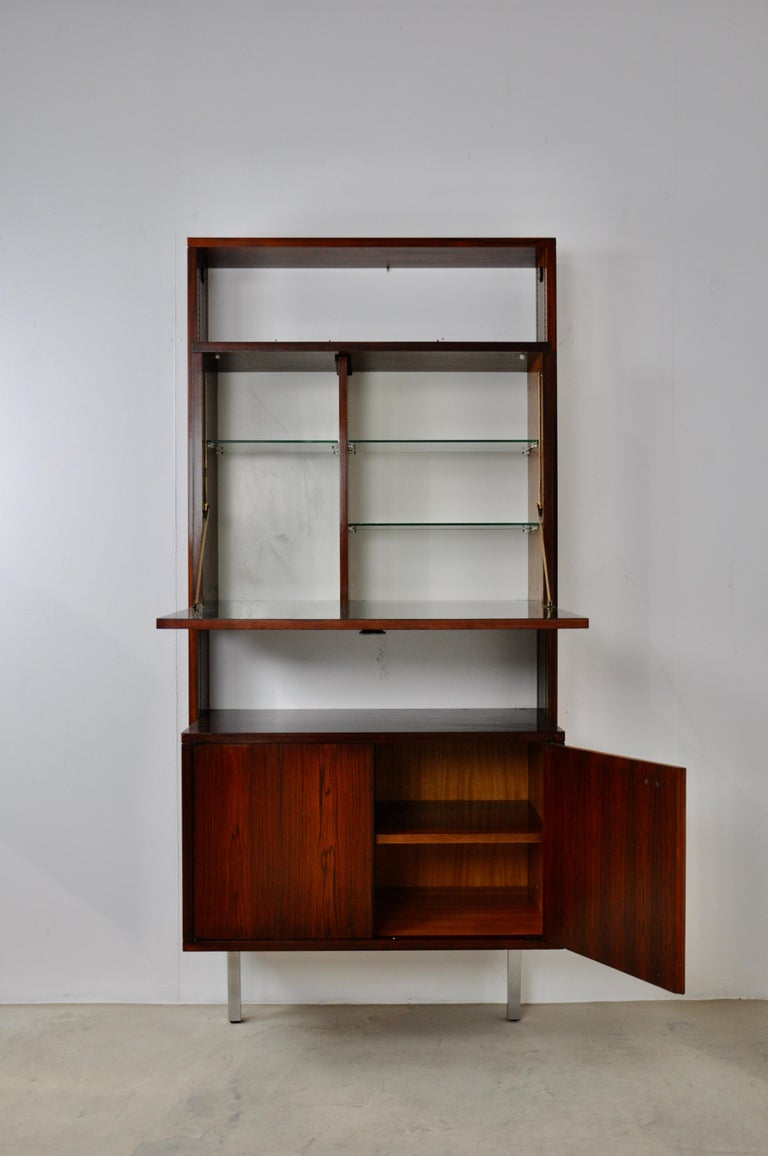 Secretary by Alfred Hendrickx for Belform, 1960s For Sale 2