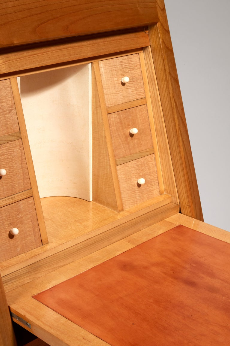 French Secretary Desk by André Arbus 1937 For Sale