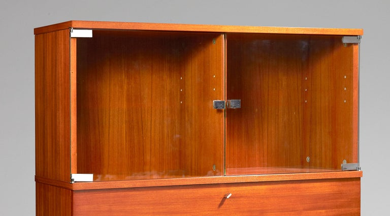 Modern Secretary Desk by Antoine Philippon & Jacqueline Lecoq For Sale