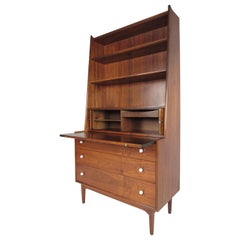 """Secretary Desk by Kipp Stewart for Drexel """"Declaration"""" Furniture Line"""