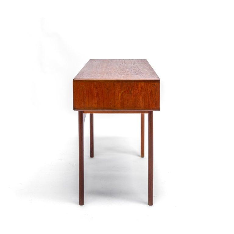 Dutch Secretary Desk by Louis Van Teeffelen for Wébé, 1960s For Sale