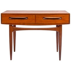 Secretary Desk by Louis Van Teeffelen for Wébé, 1960s