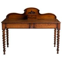Secretary Hall Table, England, circa 1900