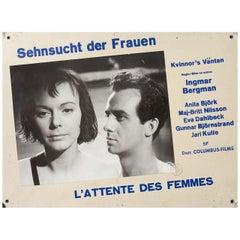 'Secrets of Women' 1962 Swiss Scene Card
