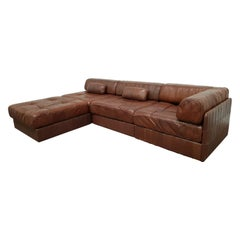 Sectional Patchwork Couch by De Sede Switzerland