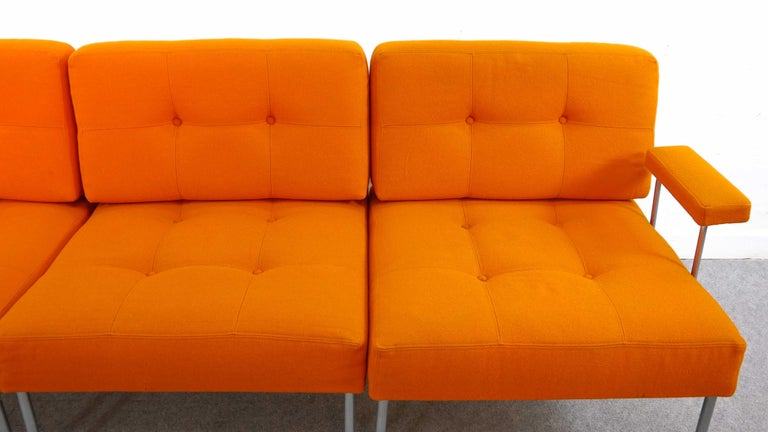 Sectional Revolt Sofa by Poul Cadovius for France & Son, Denmark For Sale 4