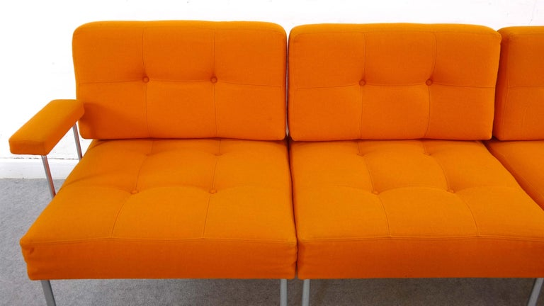Sectional Revolt Sofa by Poul Cadovius for France & Son, Denmark For Sale 5