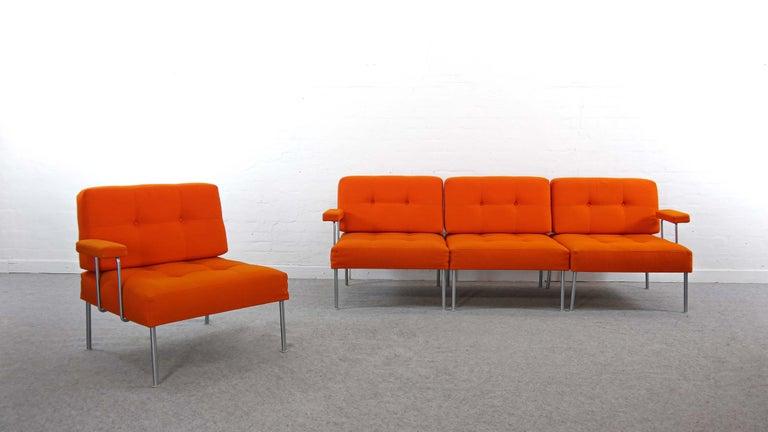 Danish Sectional Revolt Sofa by Poul Cadovius for France & Son, Denmark For Sale