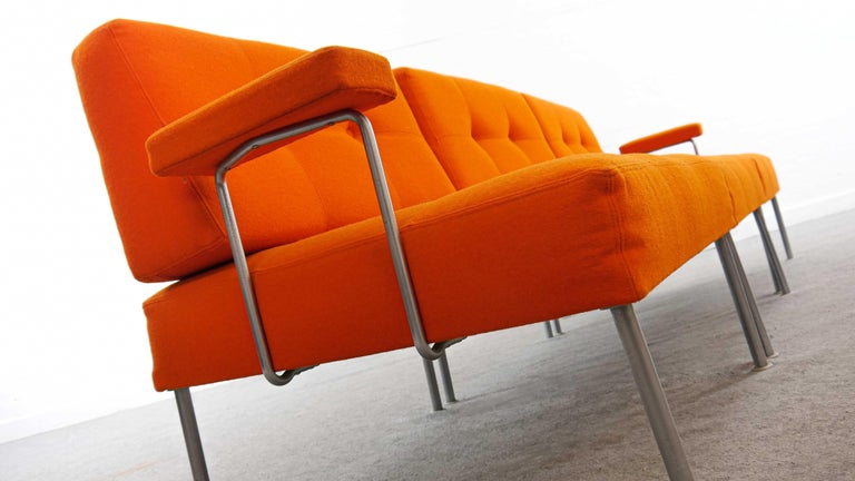 Sectional Revolt Sofa by Poul Cadovius for France & Son, Denmark For Sale 1