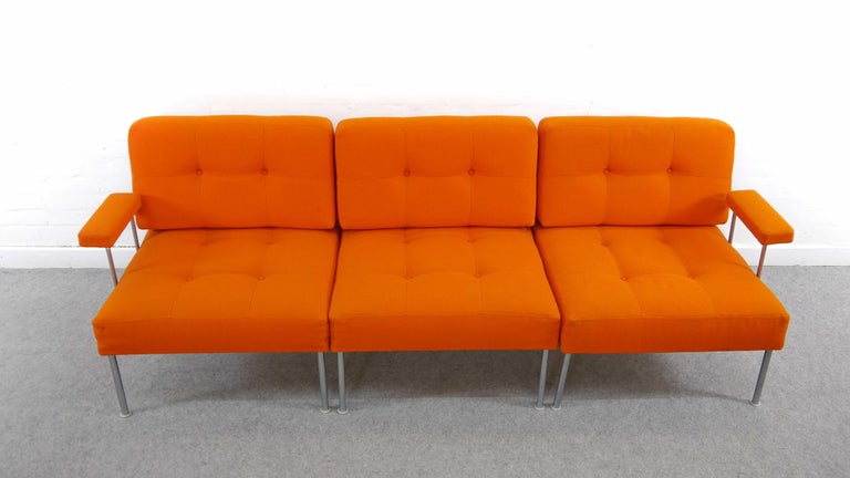 Sectional Revolt Sofa by Poul Cadovius for France & Son, Denmark For Sale 2