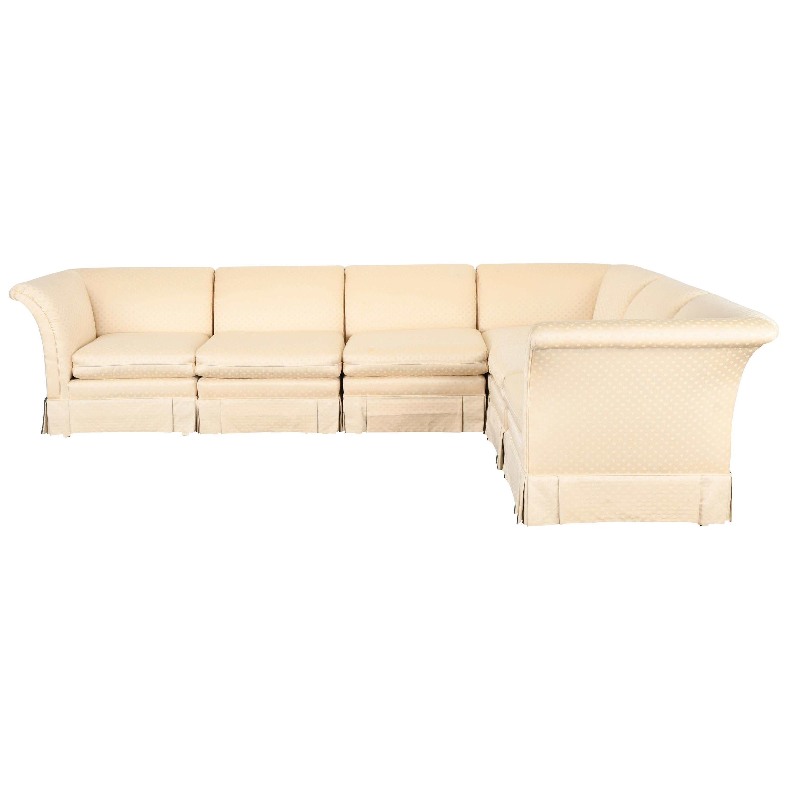 Sectional Sofa by Pearson, 1980s