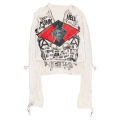 "Seditionaries Original '70s ""Punk Gang"" Muslin Shirt"