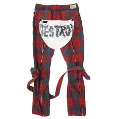 Seditionaries Vivienne Westwood Malcolm McLaren Bondage Pants Trouser 1977